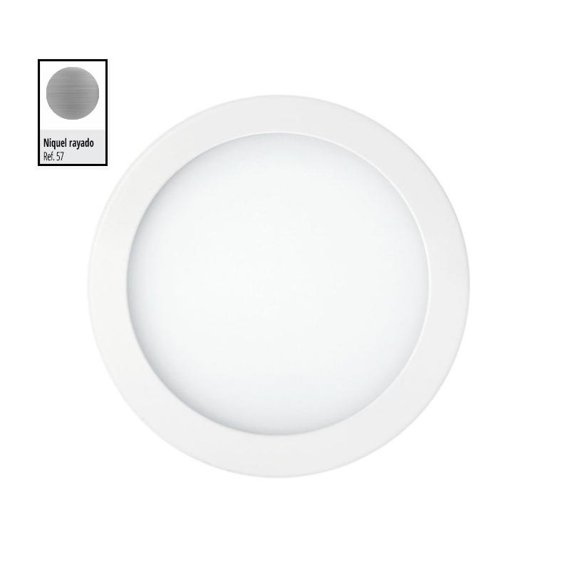 Downlight Mini Aircom 9W OSRAM Níquel 3000k