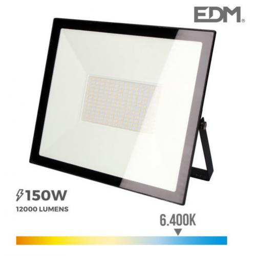 Proyector led 150W 6400k EDM negro