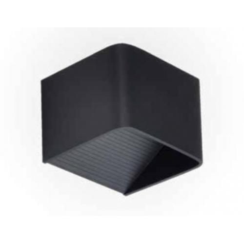 Aplique superficie led 5W ESKRISS negro